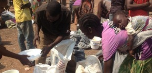 Troubled EU's Aid to Central Africa Republic