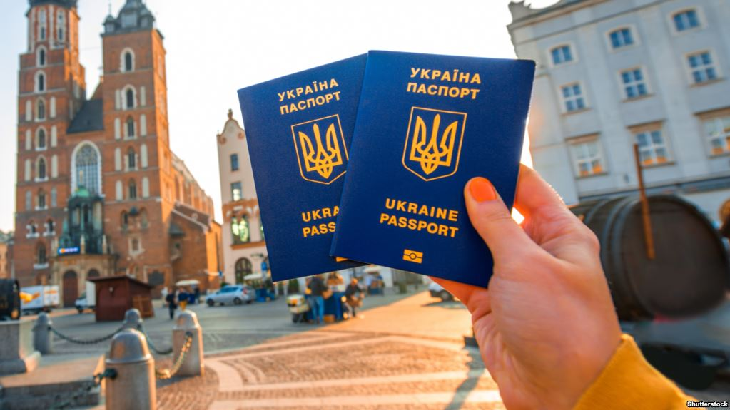 One Step Closer To Europe Ukrainians Finally Granted Visa Free Travel Eubulletin Com