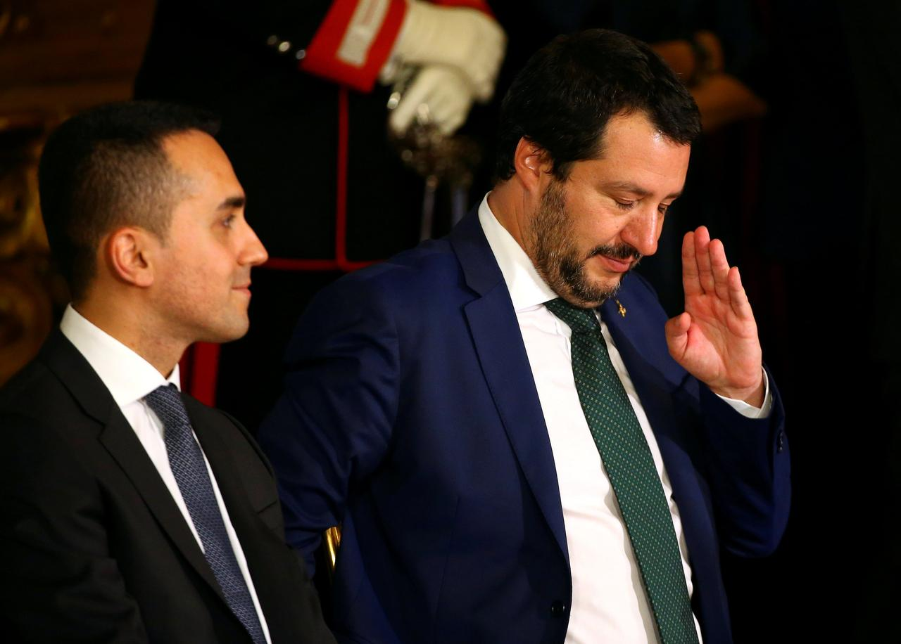 Daring to Defy the 'Top Dog': Italy's 'Techno-Populists ...