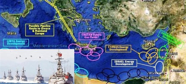 East-Med Crisis: Turkey and Greece Clash Over Oil Exploration Rights Off  Cyprus | EuBulletin.Com